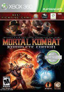 Mortal Kombat: Komplete Edition - Xbox 360 by Warner Bros http://www.amazon.com/dp/B006ZTHGCK/ref=cm_sw_r_udp_awd_1vkNub1219V72