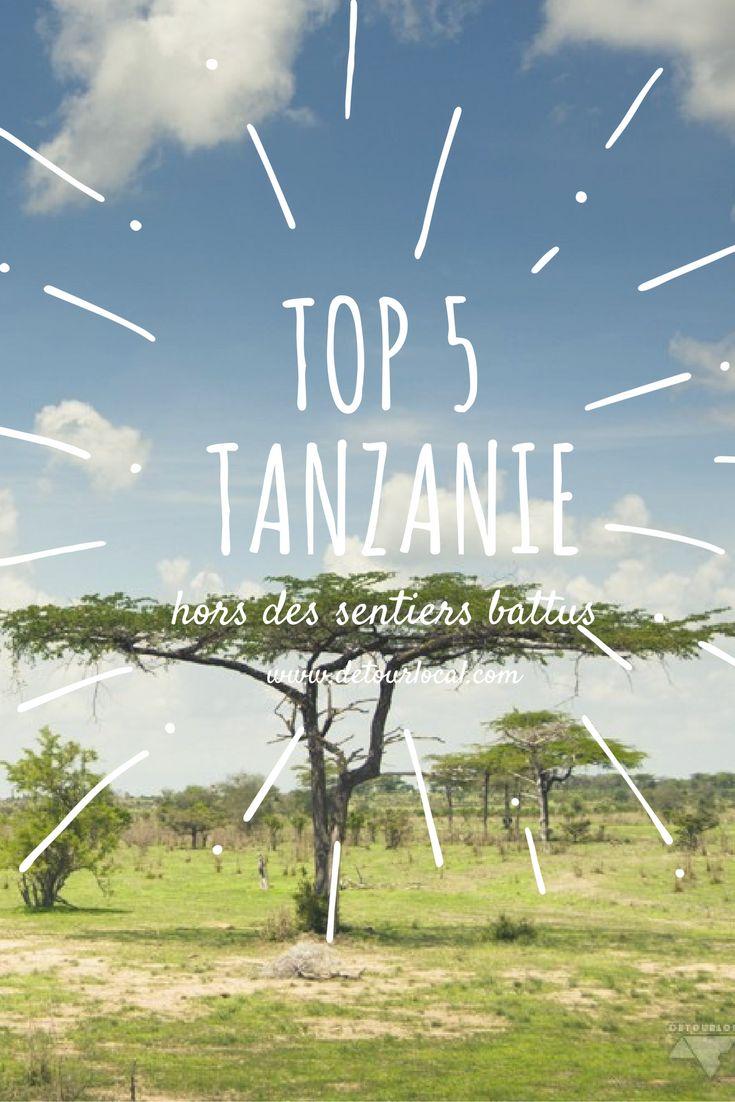 Les immanquables hors des sentiers battus en Tanzanie.