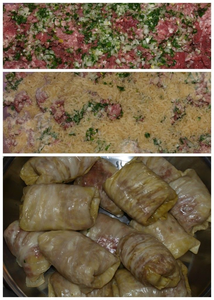 Croatian Cooking: Sarma Recipe {Stuffed Cabbage Rolls} - Chasing the Donkey