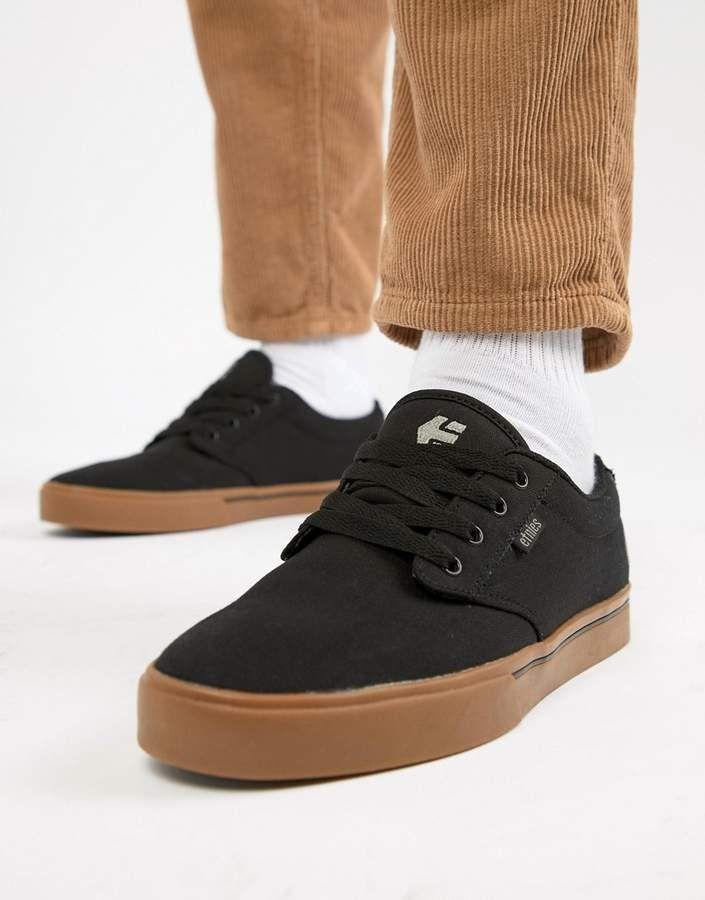 Etnies Jameson 2 ECO Sneaker In Black