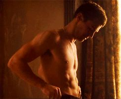 Theo James GIFs