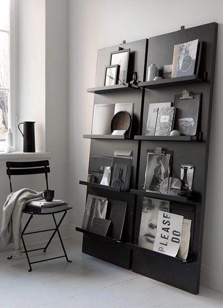 Get personal! Maak je eigen tijdschriftenrek | Wooninspiratie - IKEA