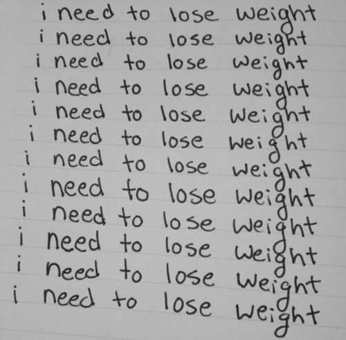 im too depressed to lose weight