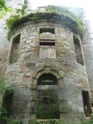 Castle for Sale in Scotland: Cavers Castle
