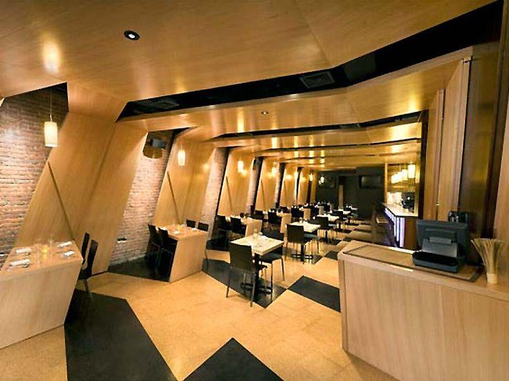 restuarant interior design | Bar restaurant interior design ideas | Architecture, Interior ...