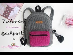 DIY Tutorial - Crochet Bohemian Clutch - Evening Hand Bag Bolsa Collab with Emi Hectanooga1 - YouTube