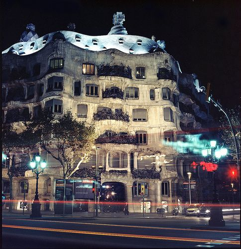Travel In Spain Barcelona Architecture Tour: 114 Best Antoni Gaudi Art... Images On Pinterest