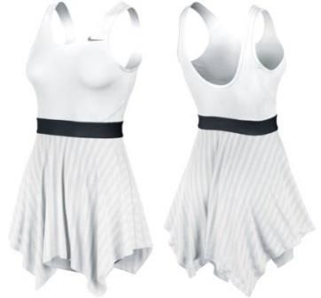 Serena Williams' Nike dress for Wimbledon 2014 http://www.womenstennisblog.com/2014/06/02/nike-releases-serena-williams-wimbledon-2014-dress/