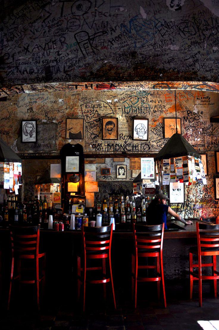 El Batey dive bar. San Juan, PR. Going this week though!