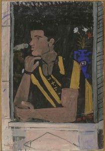 Γιάννης Τσαρούχης, η εικονογράφηση μιας αυτοβιογραφίας, στο μουσείο Μπενάκη - Art22