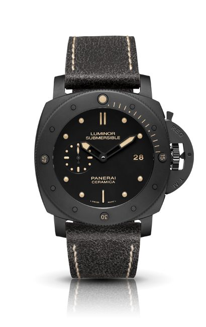 Luminor Submersible 1950 3 Days Automatic Ceramica PAM00508 - Collection 2013 - Watches Officine Panerai