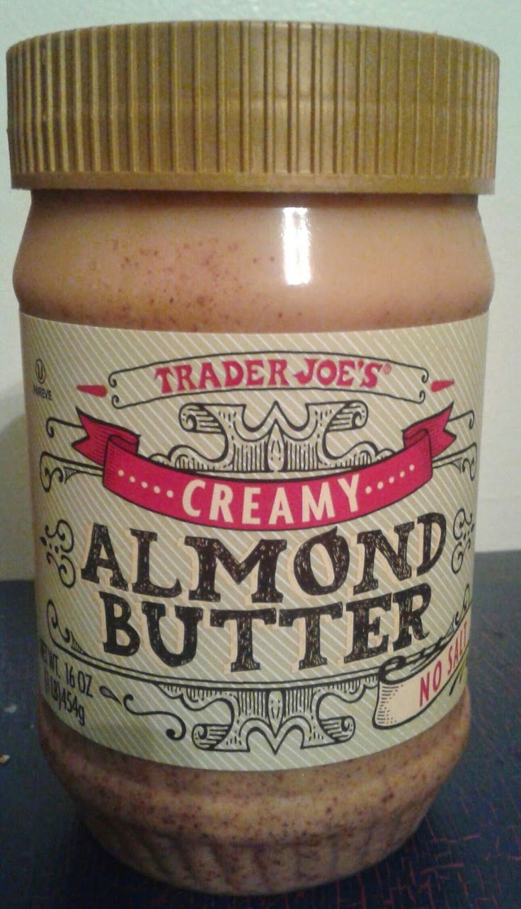 Trader Joe's Creamy Almond Butter - it's the best! You have to get the salted kind, though.