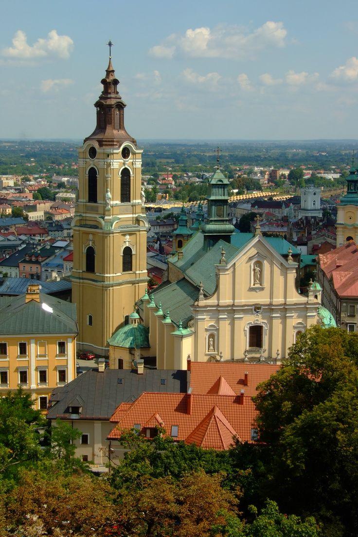 Przemyśl, Poland where Grandpa was born