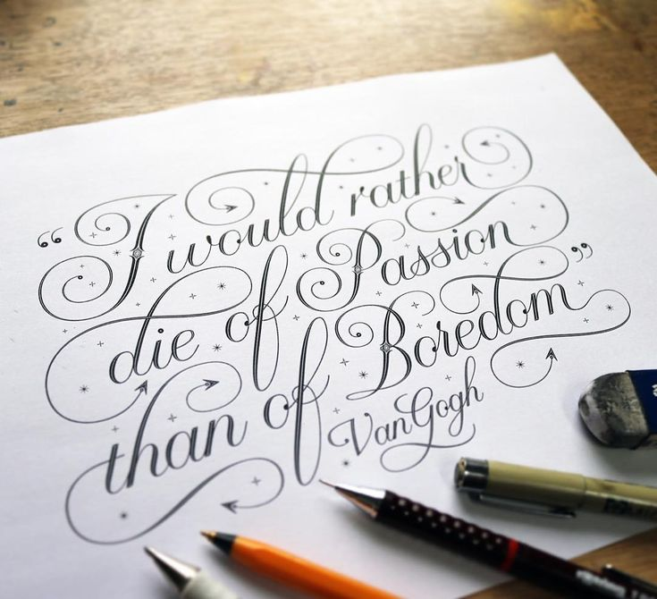 """""""I would rather die of passion than of boredom."""" - Vincent van Gogh. By seblester"""