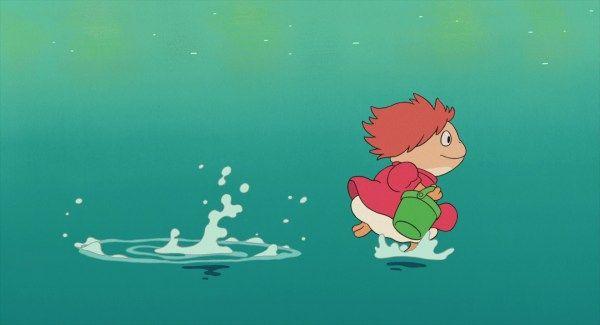 Ponyo 2008 Animation Screencaps In 2020 Ponyo Ghibli Movies Anime Movies
