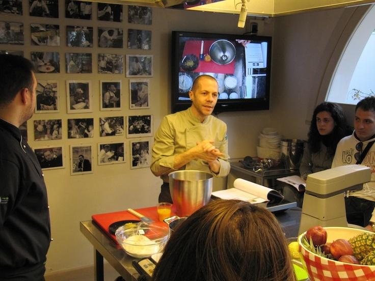 In cucina con Stephane Betmon
