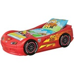 lighting mcqueen bed. Maybe we can find one on Craigslist?