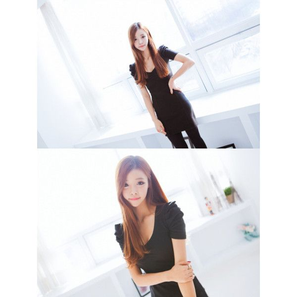 fuckyeahuhljjang ❤ liked on Polyvore featuring song ah ri
