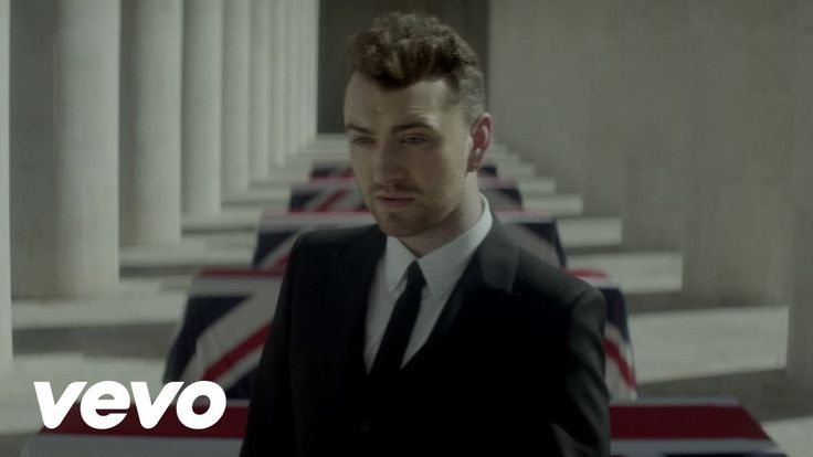 """Oscars 2016: Sam Smith - Writing's On The Wall Video (from Spectre) Sam Smith with Jimmy Naples WON for Best Song in the Film """"Spectre,"""" Writings On The Wall"""