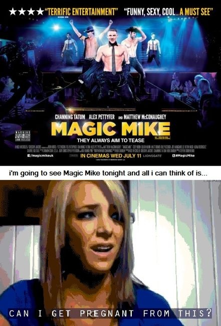 Magic Mike + Jenna Marbles :): Funnies Feels, Jenna Marbles, Channing Tatum, Giggles, Movie, Baby Daddy, So Funny, Funny Sh T, Magic Mike