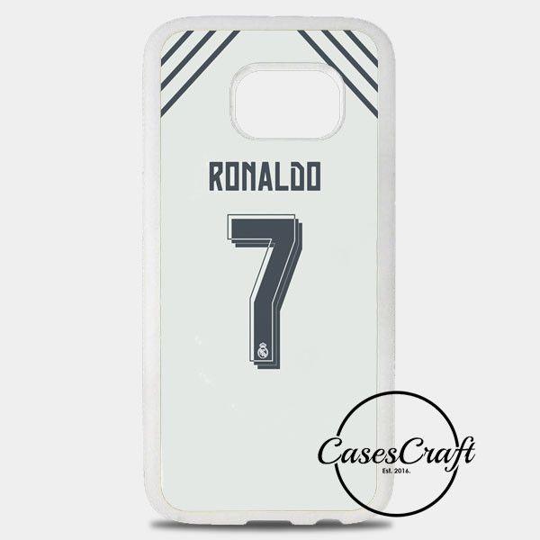 Cristian Ronaldo Real Madrid Jersey New Kit Samsung Galaxy S8 Plus Case | casescraft