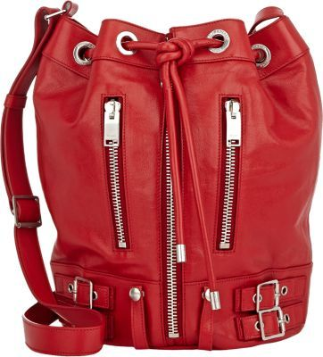 Saint Laurent Rider Bucket Bag at Barneys New York | Get in my ...