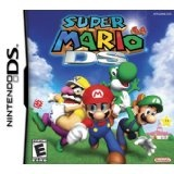 Super Mario 64 DS (Video Game)By Nintendo
