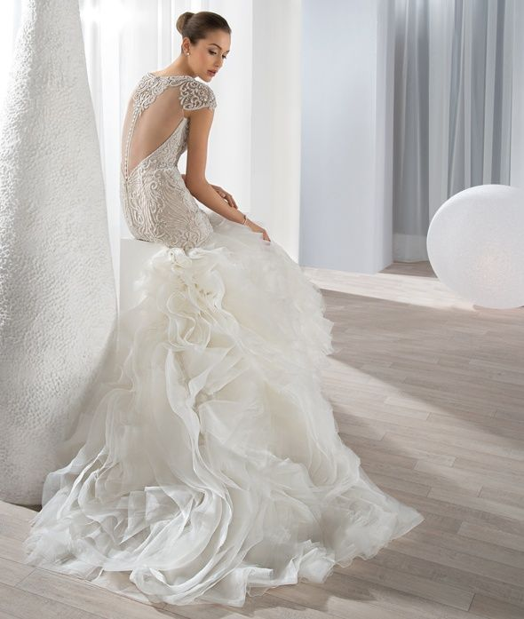 Demetrios Wedding Gowns style 634, 2016 Collection, Bridal Dresses