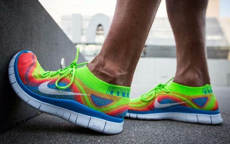 Nike sock-shoes
