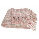 Found it at Temple & Webster - Barnsley Dusty Pink Throw