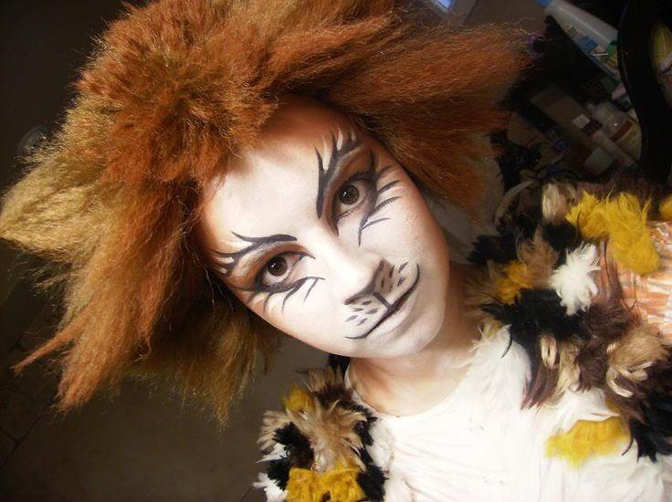 halloween cat face makeup - Bing Images