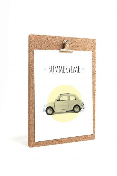 Klembord Summertime te koop bij webshop www.toefwonen.nl