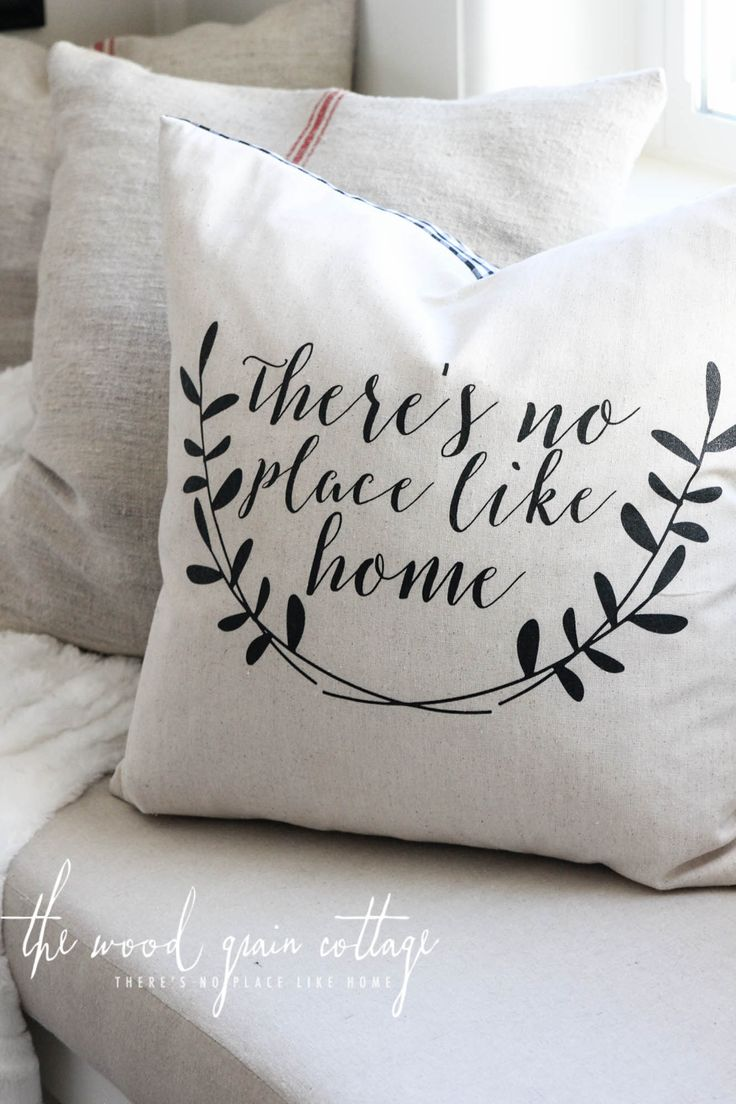 Handmade Pillows By The Wood Grain Cottage                                                                                                                                                      More