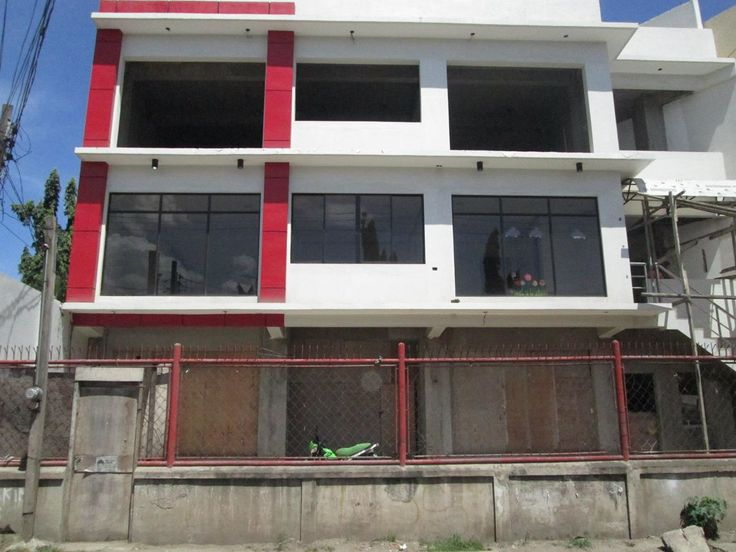 For Rent 3 Storey Commercial Building In Talisay City