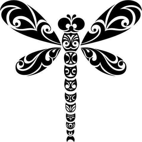 Significado de los tatuajes de libélulas - Batanga