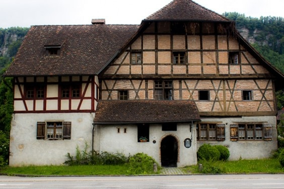 The oldest hostel in the world ? 1rst document mentions the building is from 1362! #Feldkirch youth hostel by timetravelturtle.com