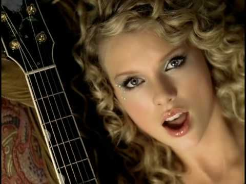 Taylor Swift - Teardrops On My Guitar-Loving her since this first song debuted on country stations!!