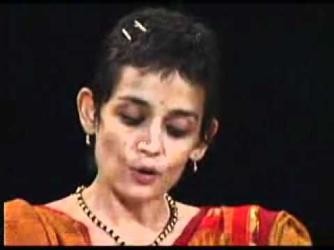 """Arundhati Roy - Come Septmeber Speech-political activist and author of """"god of small things"""". winner of booker t. prize"""