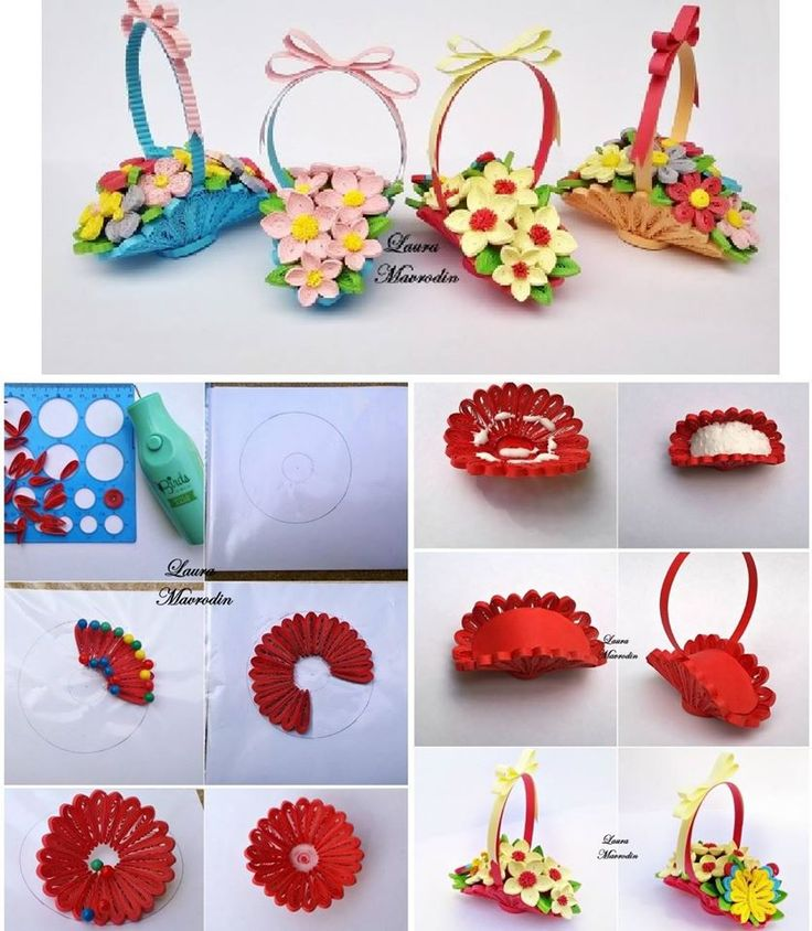 427 best images about Quilling - Tutorials on Pinterest