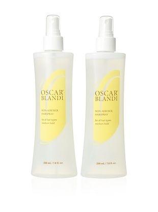 30% OFF Oscar Blandi Non-Aerosol Hairspray, 2-Pack