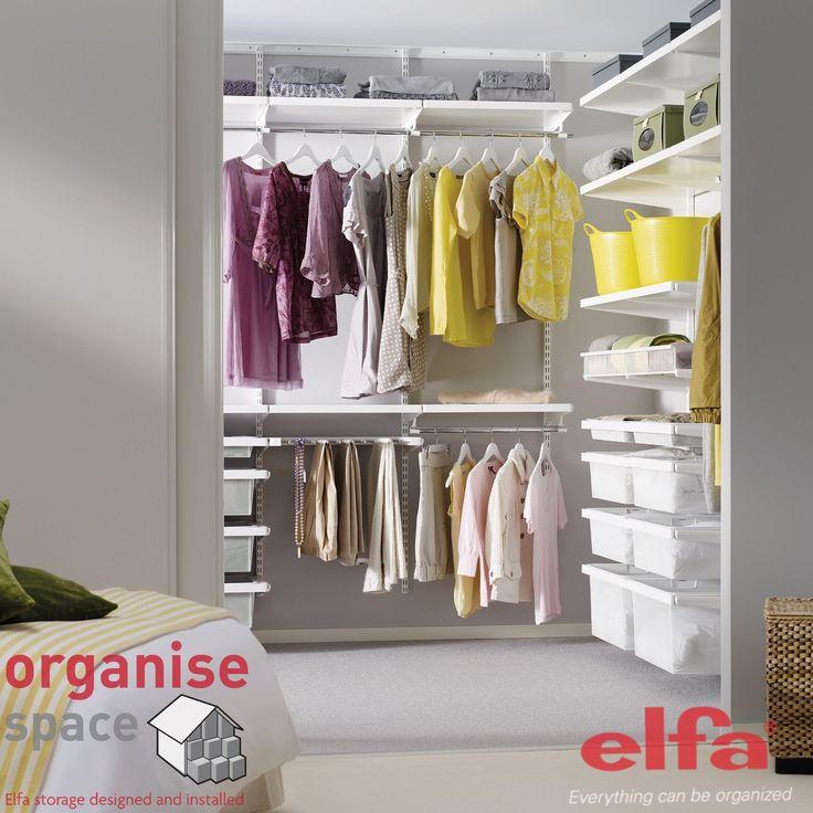 Walk-in Wardrobe - Organisespace