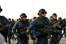 Saúdské bezpečnostní složky