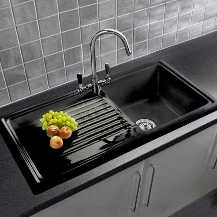 22 best ceramic kitchen sinks images on pinterest ceramic kitchen black ceramic sinks sinks really are an essential part of kitchens and baths sinks made from materials that are variou workwithnaturefo