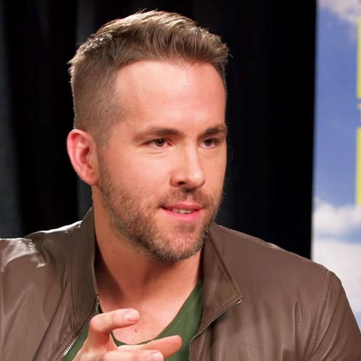 Ryan Reynolds' Interview With Hugh Jackman Is Hilarious. HAHAHA