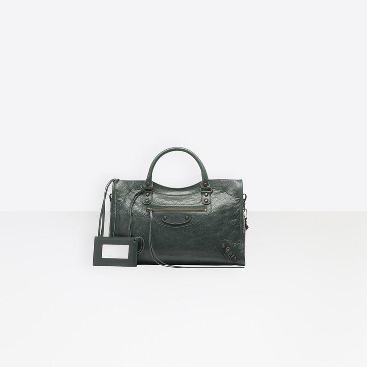 Balenciaga Classic City | Sapin | Classic City S Handbags pour Femme
