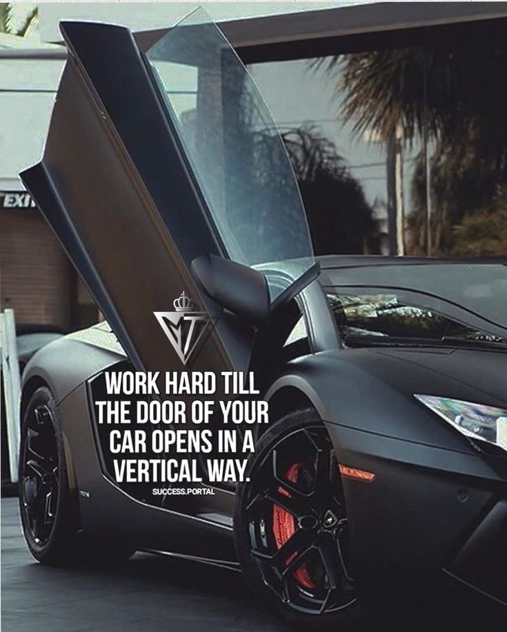 Trickrides Customdoors Trickdoors Carlifestyle Carporn Trickit Business Motivational Quotes Business Quotes Millionaire Quotes