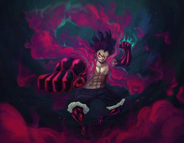 Sebentar lagi, gear fourth snake man luffy akan muncul dalam bentuk anime. Snake Man Anime One Piece Manga Anime One Piece Luffy Gear 4 One Piece Manga