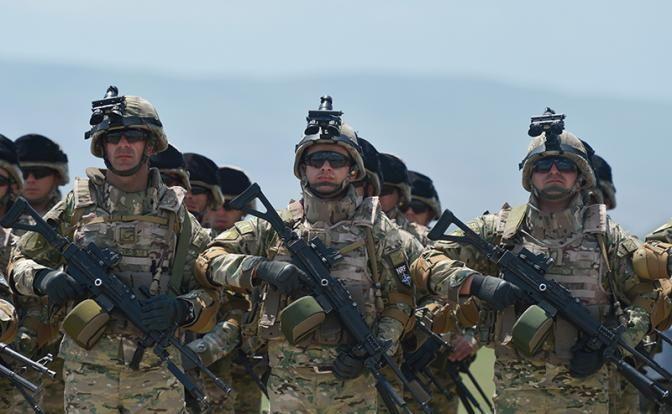 Мои новости: Спецназ США учат русскому языку для возможной войны с Россией.