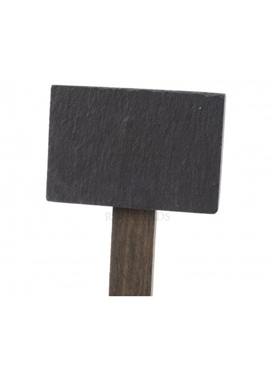 Slate Garden Stick 6 Pack @ rosefields.co.uk chic_boutique_homeware £7.99