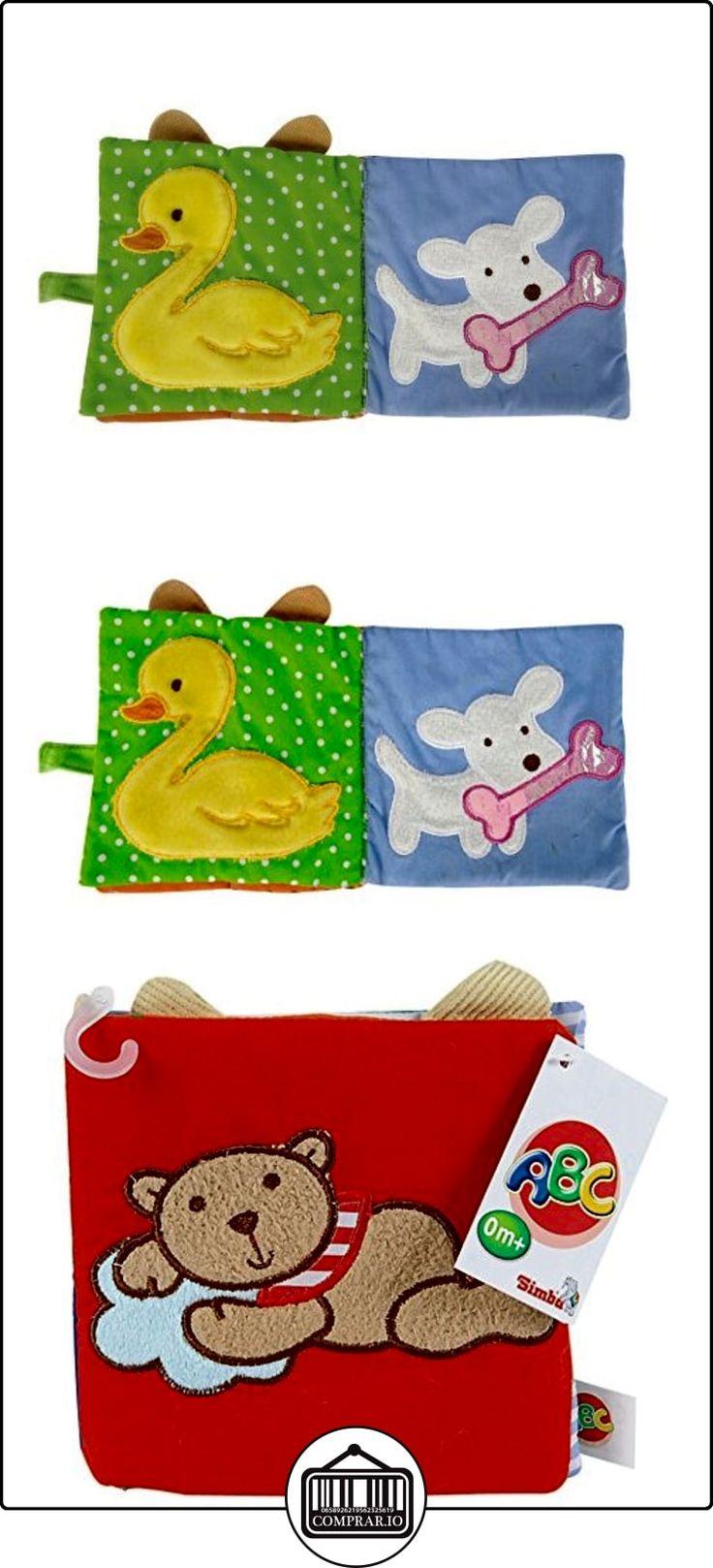Abc - Libro suave (Simba Dickie 4019621)  ✿ Regalos para recién nacidos - Bebes ✿ ▬► Ver oferta: http://comprar.io/goto/B006IS9S5Q